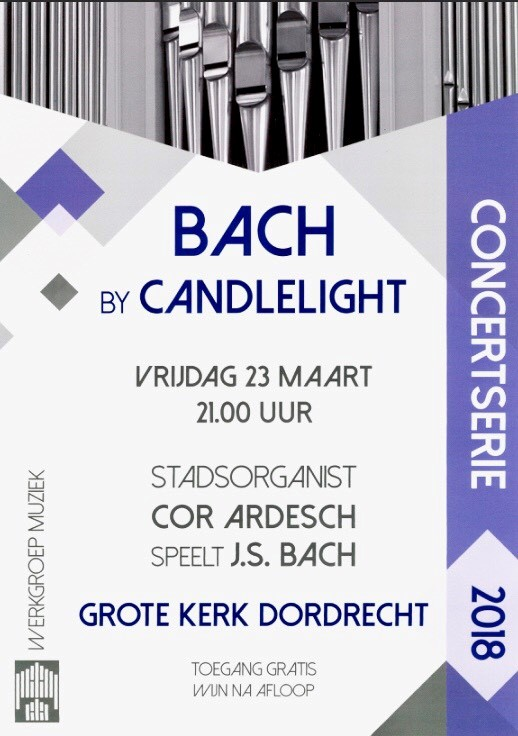 Bach by Candlelight 2018