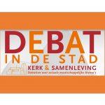 Debat in de Stad 2018