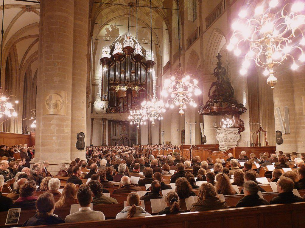 cd-opname Grote Kerk